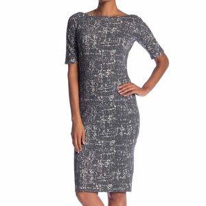 Maggy London Textured Dress 👗